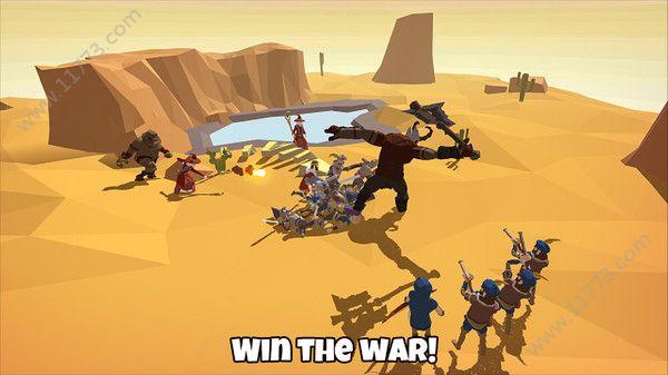 真实战斗模拟器2游戏特色图片