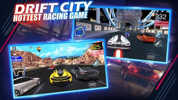 狂野极品城市飙车游戏特色图片