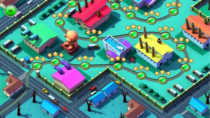 欢乐工厂游戏
