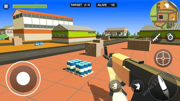 像素精英战队游戏特色图片