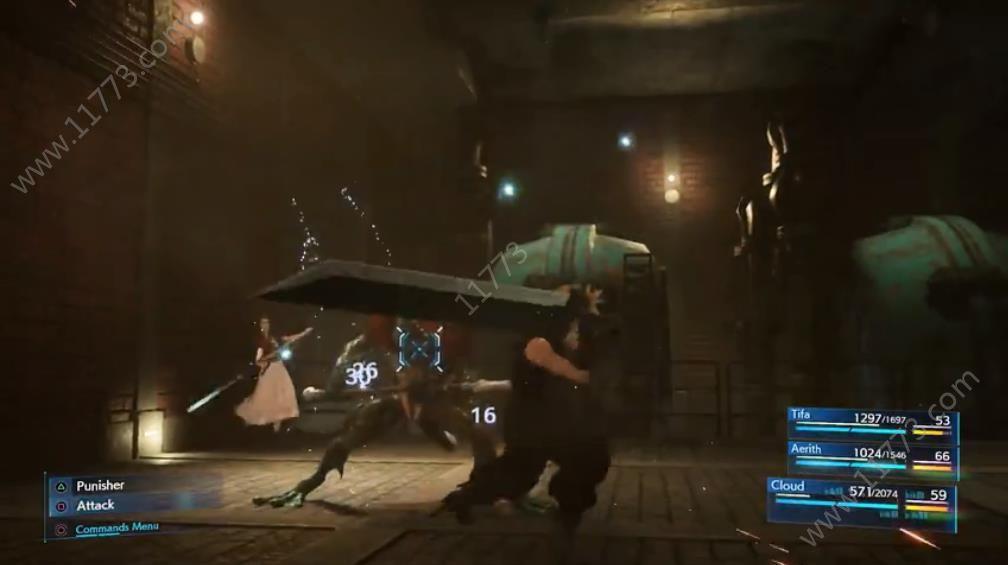 最终幻想7重制版汉化