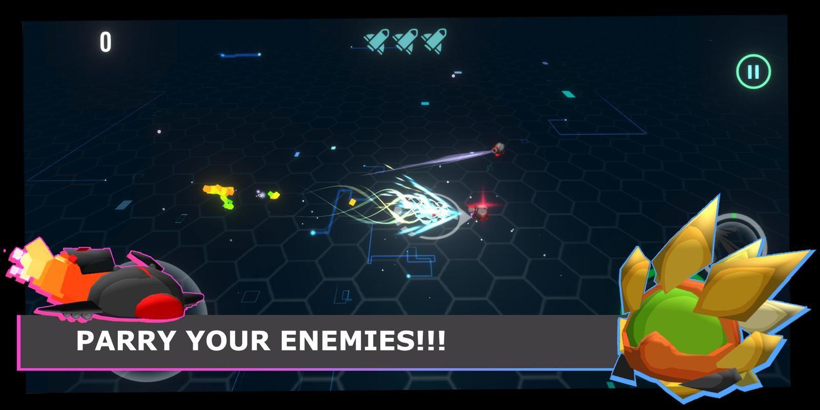 银河反击游戏官方最新版(Galactic Clapback)图片1