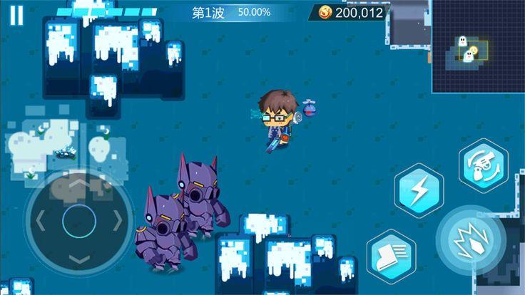 无限秘境游戏特色图片