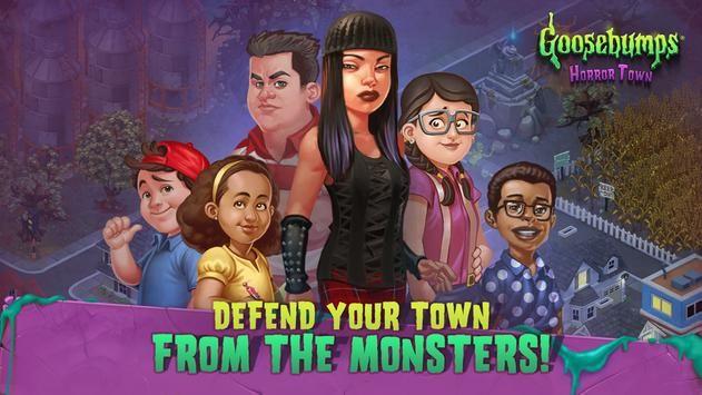 可怕的怪物城中文版