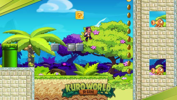 Kuro World Run游戏