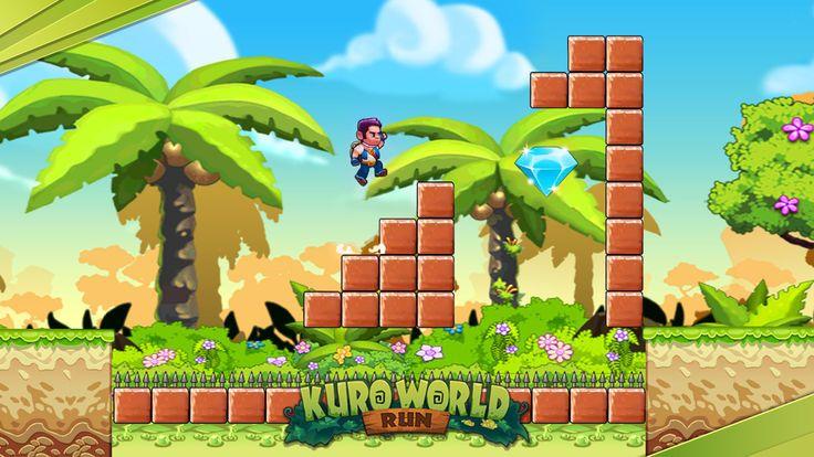 Kuro World Run游戏官方最新正式版下载图片1