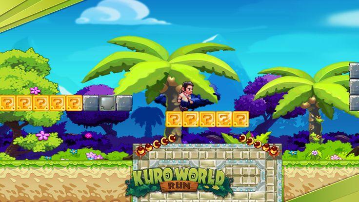 Kuro World Run游戏特色图片