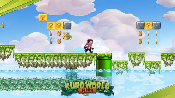 Kuro World Run游戏简评图片