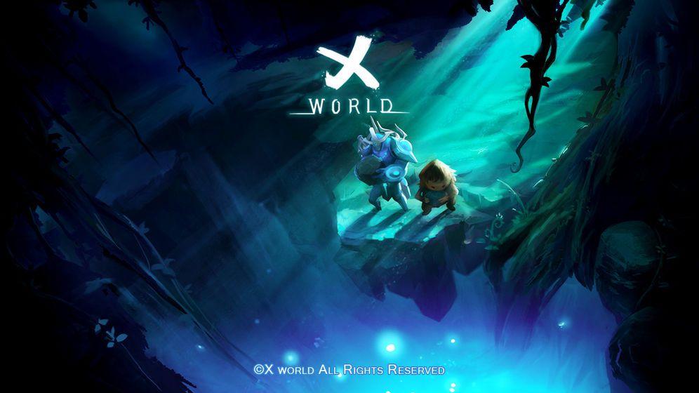未知世界游戏