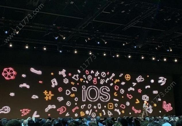 iOS13内测版